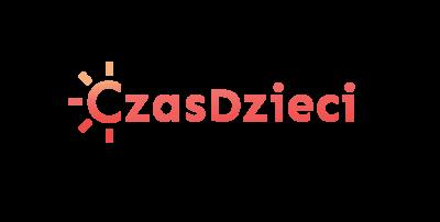 Logotyp Czas Dzieci