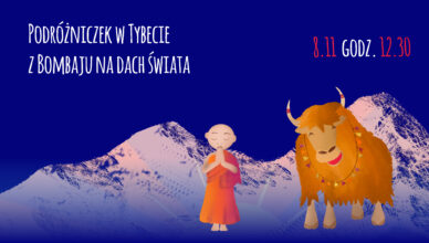Podróżniczek w Tybecie