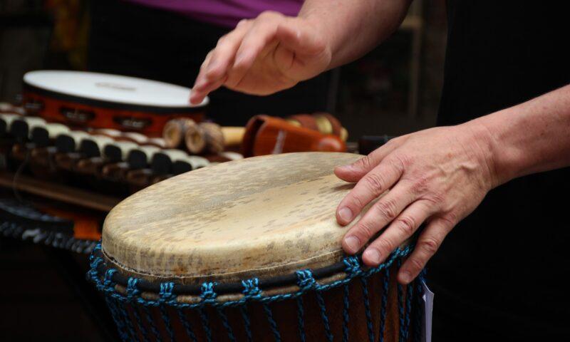 Afrykański bęben - djembe