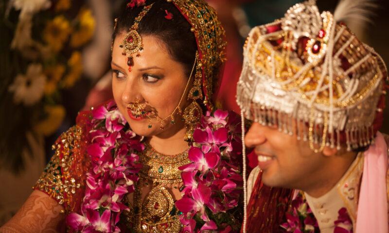 PAra ślubna hinduska
