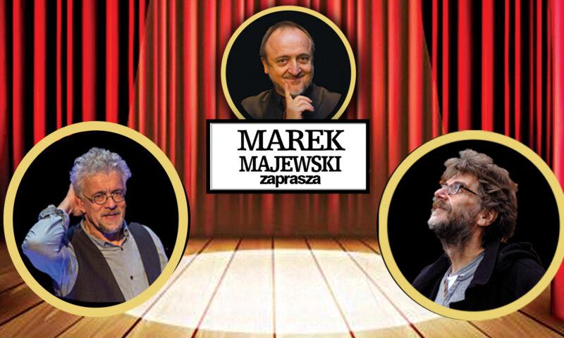 Marek Majewski zaprasza
