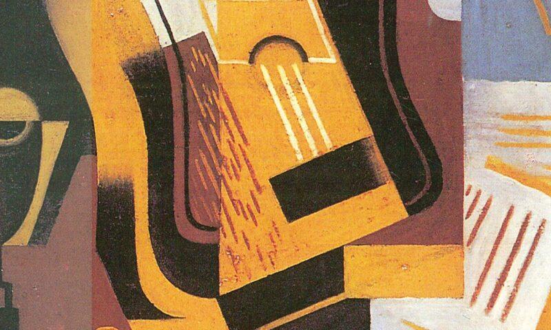 Obraz - sztuka współczesna, różne figury